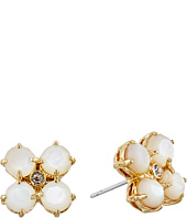 Kate Spade New York - Central Park Pansy Studs Earrings