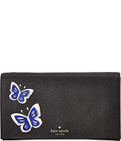 Kate Spade New York - Wing It Butterfly Applique Cali