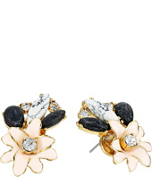 Kate Spade New York - Glossy Petals Cluster Studs Earrings