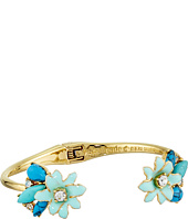 Kate Spade New York - Glossy Petals Cuff Bracelet