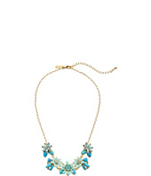 Kate Spade New York - Glossy Petals Mini Necklace