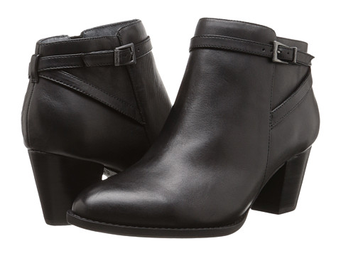 VIONIC Upright Upton Ankle Boot - Black