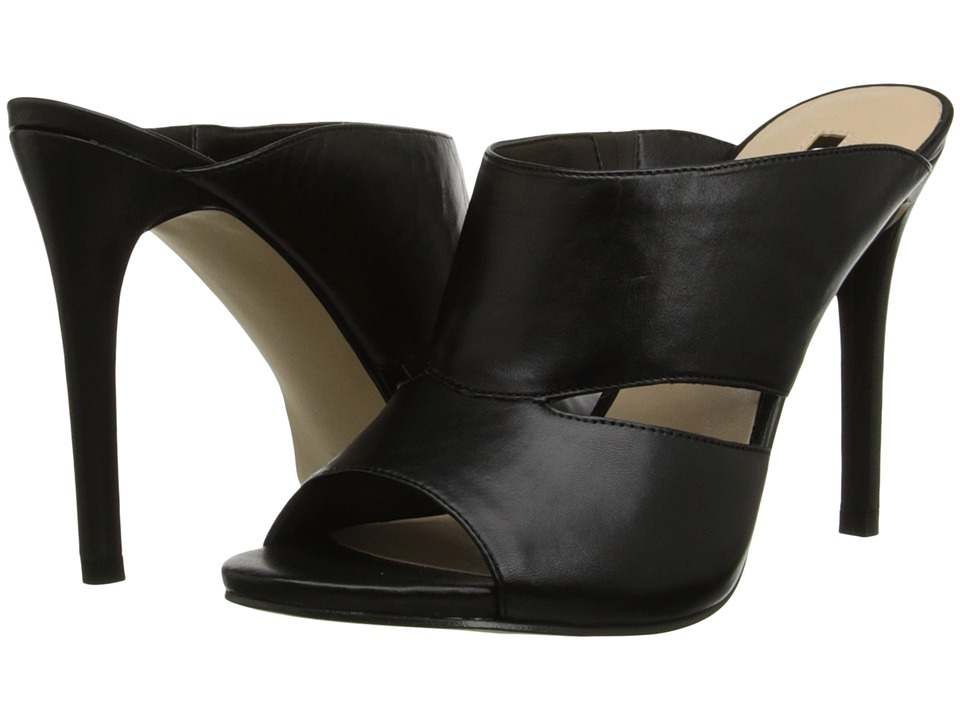 Shop GUESS online and buy GUESS Caracea Black Leather High Heels online