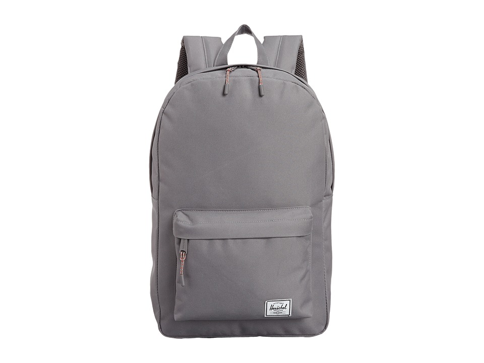 Herschel Supply Co. - Classic Mid-Volume (Grey) Backpack Bags