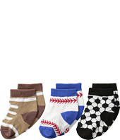 Jefferies Socks - Playtime Sports 3-Pack (Infant/Toddler)