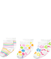 Jefferies Socks - Color Pop 3-Pack (Infant/Toddler)