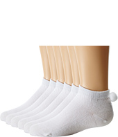 Jefferies Socks - Pom Ped 6-Pack (Toddler/Little Kid/Big Kid)