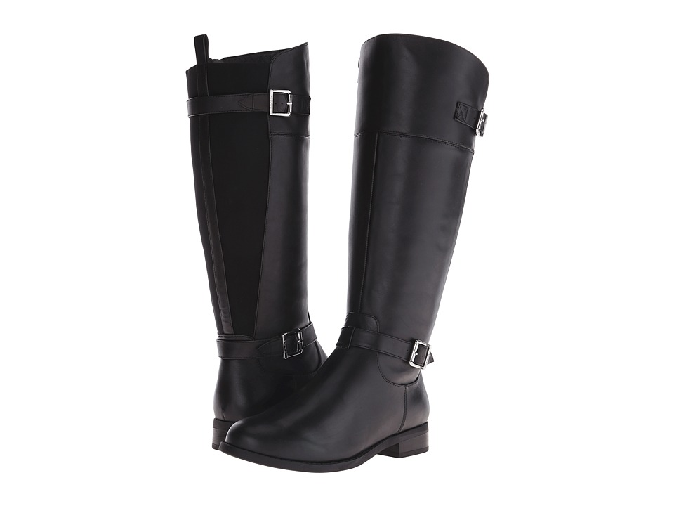 VIONIC Country Storey Tall Boot (Black) Women