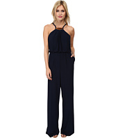 Vince Camuto - Ity Jumpsuit with Neck Hardware