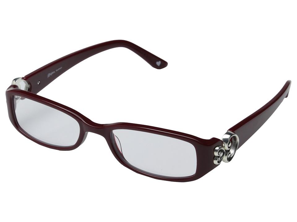 Brighton - Balboa Heart (Crimson) Reading Glasses Sunglasses