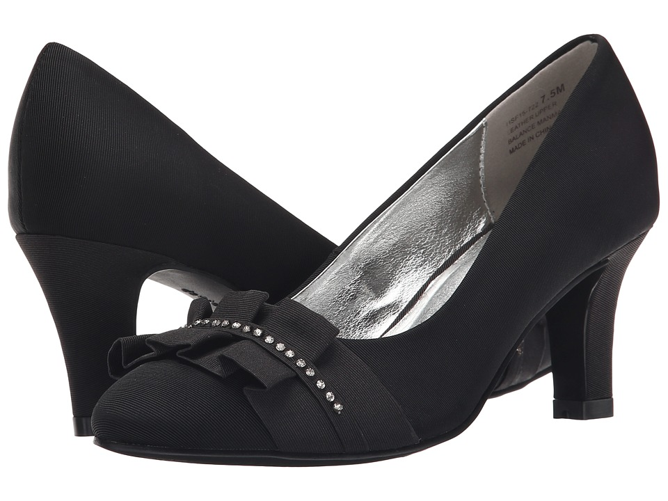David Tate Stardust (Black) High Heels