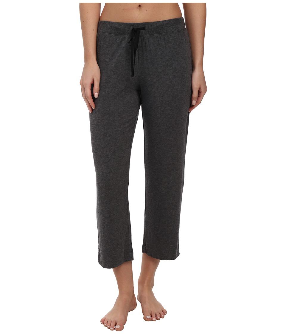 DKNY Urban Essentials Capris Heather Charcoal Womens Pajama