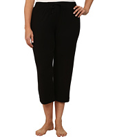 DKNY - Plus Size Urban Essentials Capris