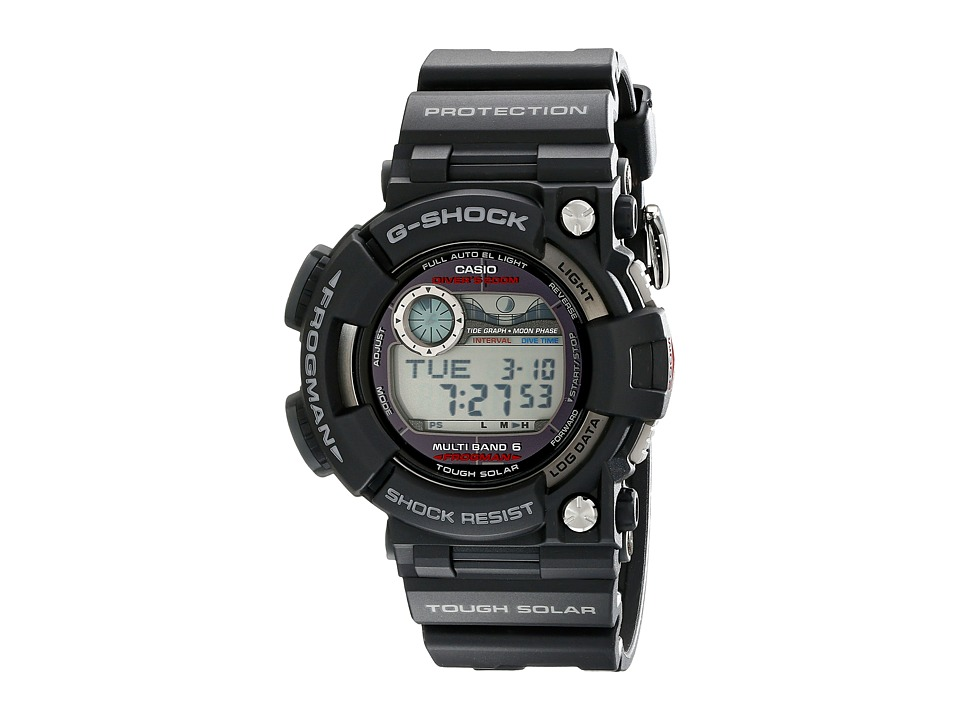 G Shock Frogman Black Watches