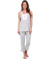 DKNY - Highline Beauty Tank & Capris Set