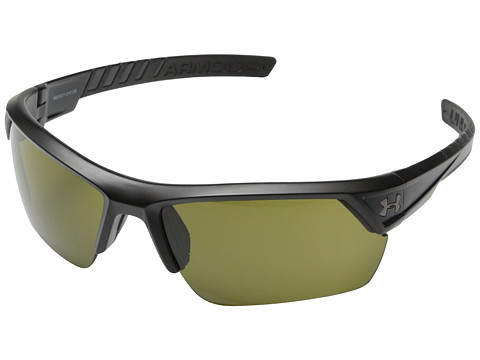 Under Armour UA Igniter 2.0 - Satin Black/Charcoal Gray Frame/Game Day Lens