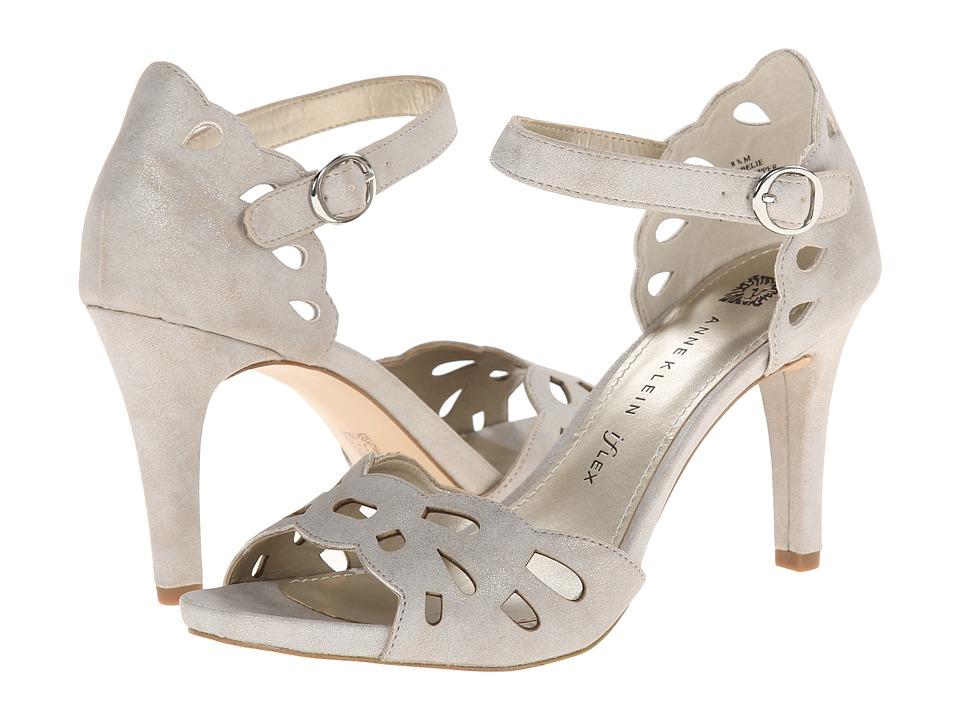 Image of Anne Klein Obelie (Grey Twinkle) High Heels