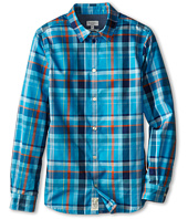 Paul Smith Junior - Plaid Shirt (Big Kids)