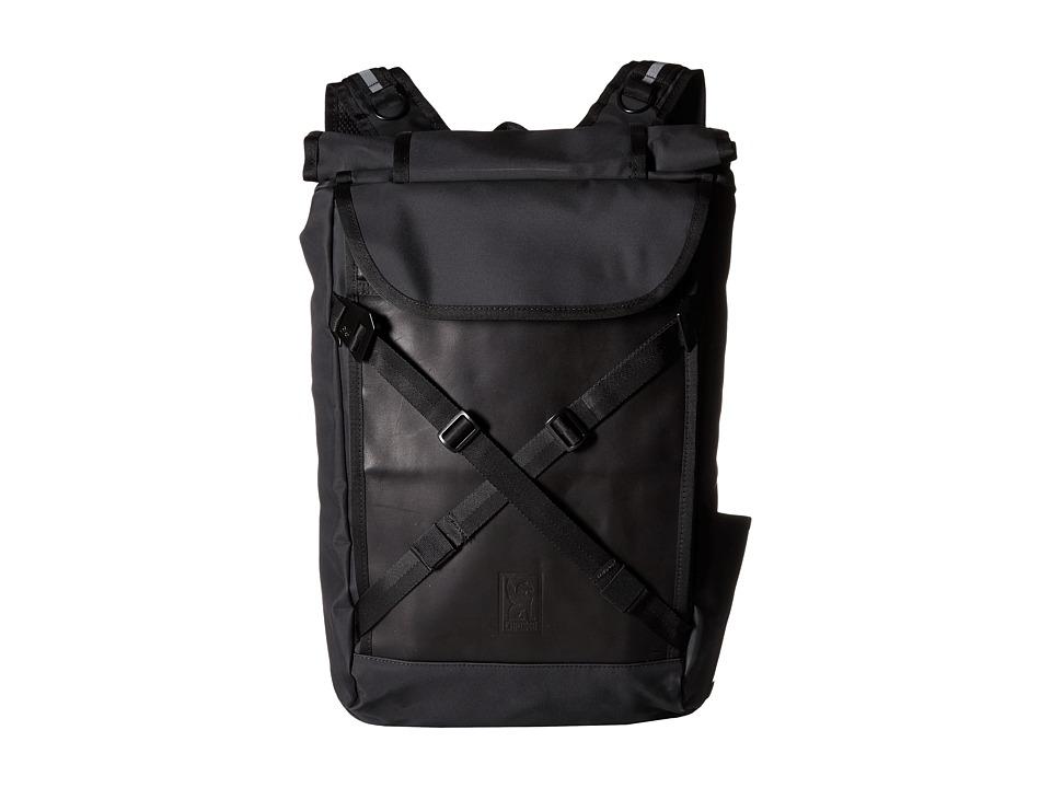 Chrome Bravo 2.0 Black/Chrome Bags