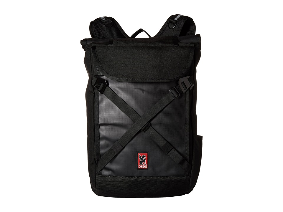 Chrome Bravo 2.0 Black/Black Bags