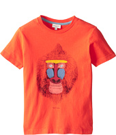 Paul Smith Junior - Baboon T-Shirt (Toddler/Little Kids)