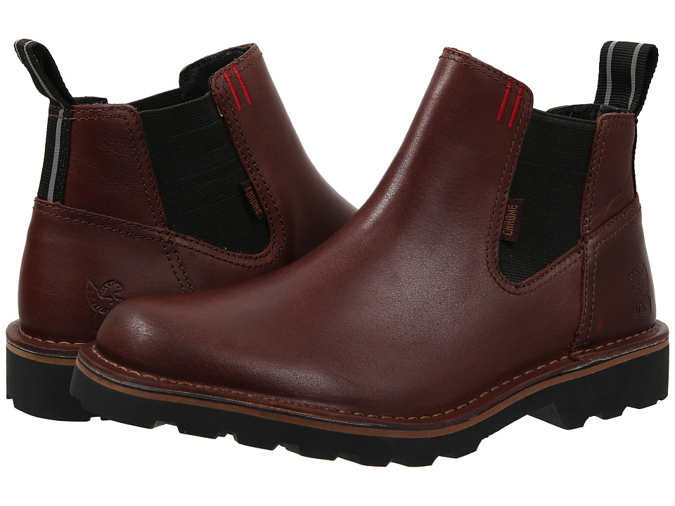 Chrome 212 Chelsea Boot Amber Pull on Boots