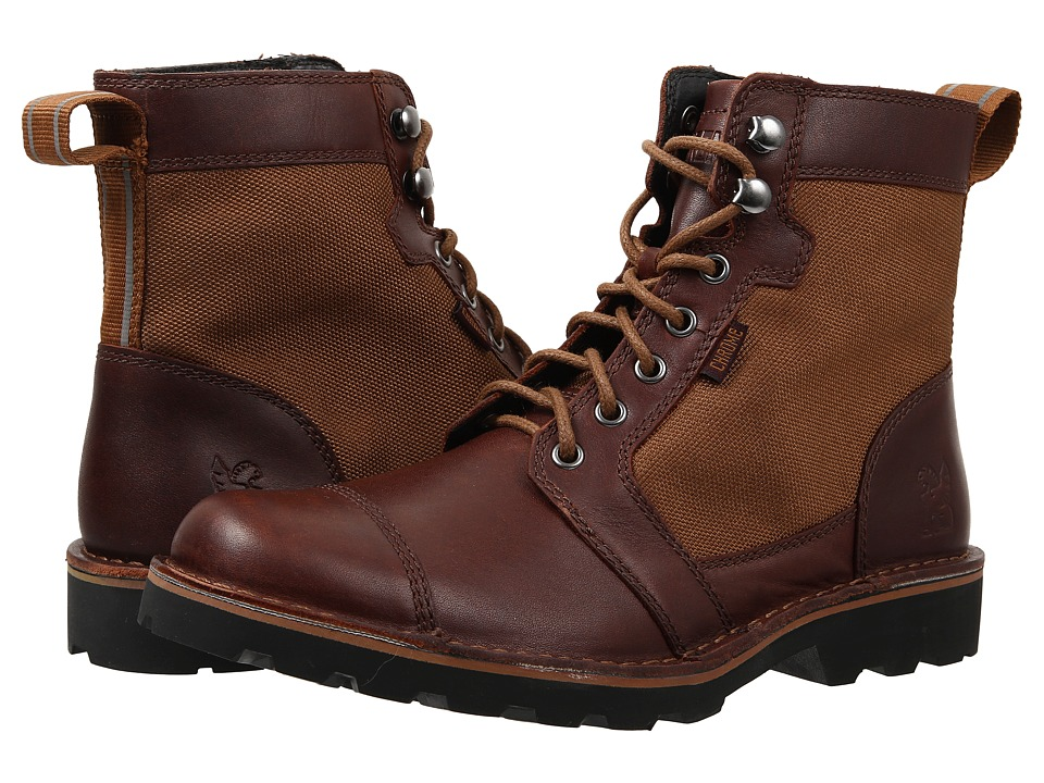 Chrome 503 Combat Boot Amber Lace up Boots