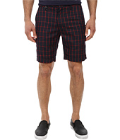 Publish - Carlo Grid Plaid Shorts