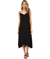 Alternative - Rayon Challis Midi Dress