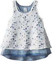 Ella Moss Girl - Eyelet Tank Top (Big Kids)
