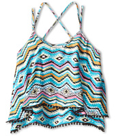 Ella Moss Girl - Claire Woven Top (Big Kids)