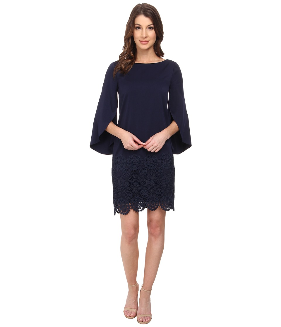 Tahari by ASL - Stanley - Q Dress (Navy) Women's Dress