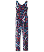 Splendid Littles - Geo Printed Romper (Big Kids)