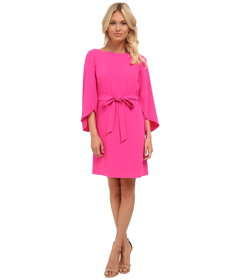Tahari by ASL Albert Q Dress Fuchsia Womens Dress
