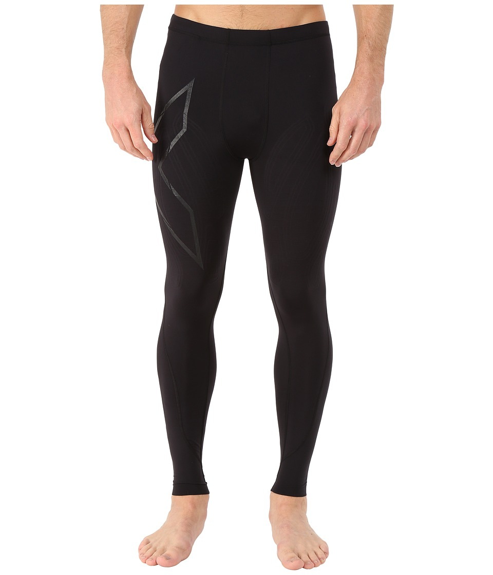 2XU Elite MCS Thermal Comp Tights (Black/Nero) Men