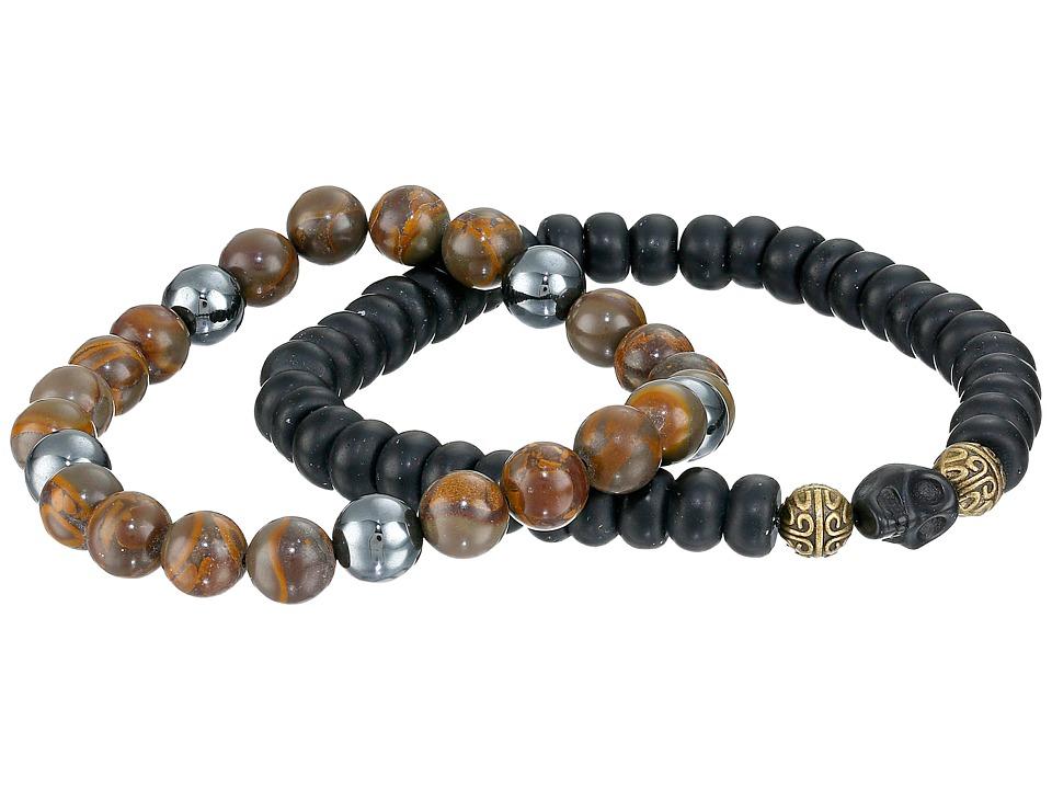 Dee Berkley - Strength (Black) Bracelet