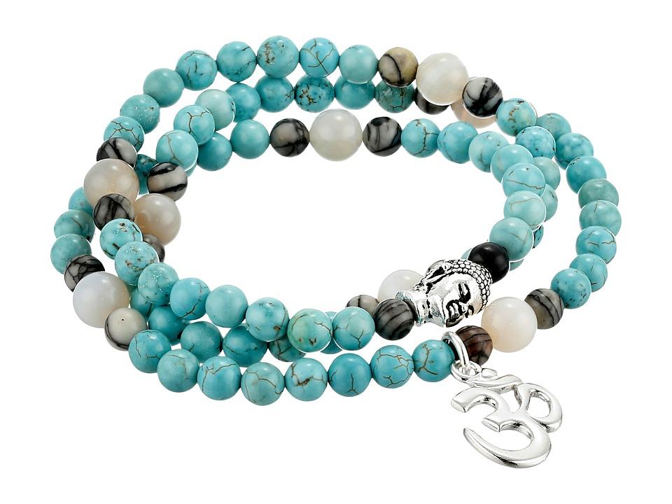 Dee Berkley - Long Life (Turquoise) Bracelet