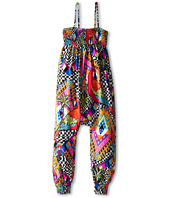 Mara Hoffman Kids - Ruched Jumpsuit (Toddler/Little Kids/Big Kids)