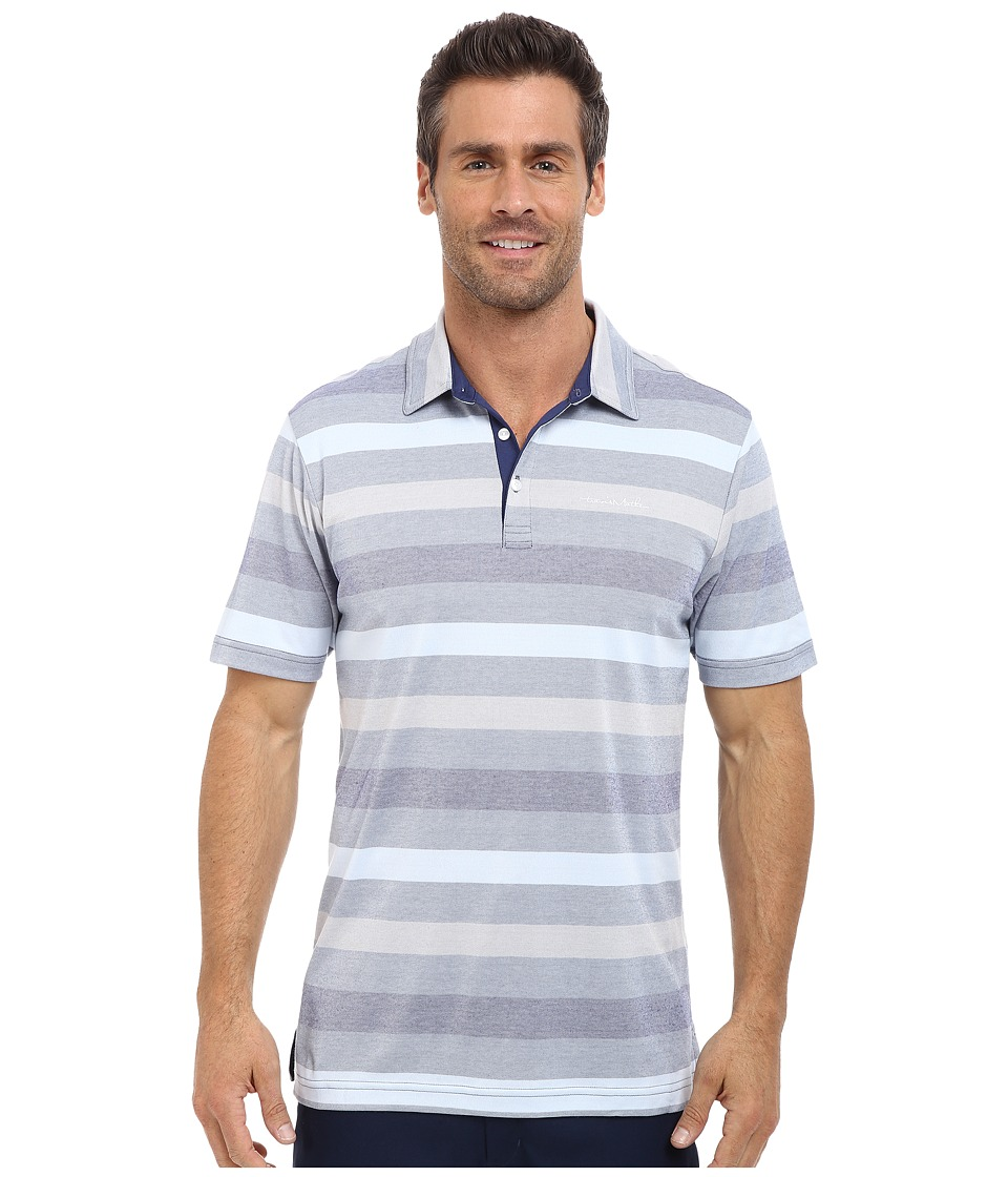 TravisMathew The Real Deal Vintage Indigo Mens Clothing