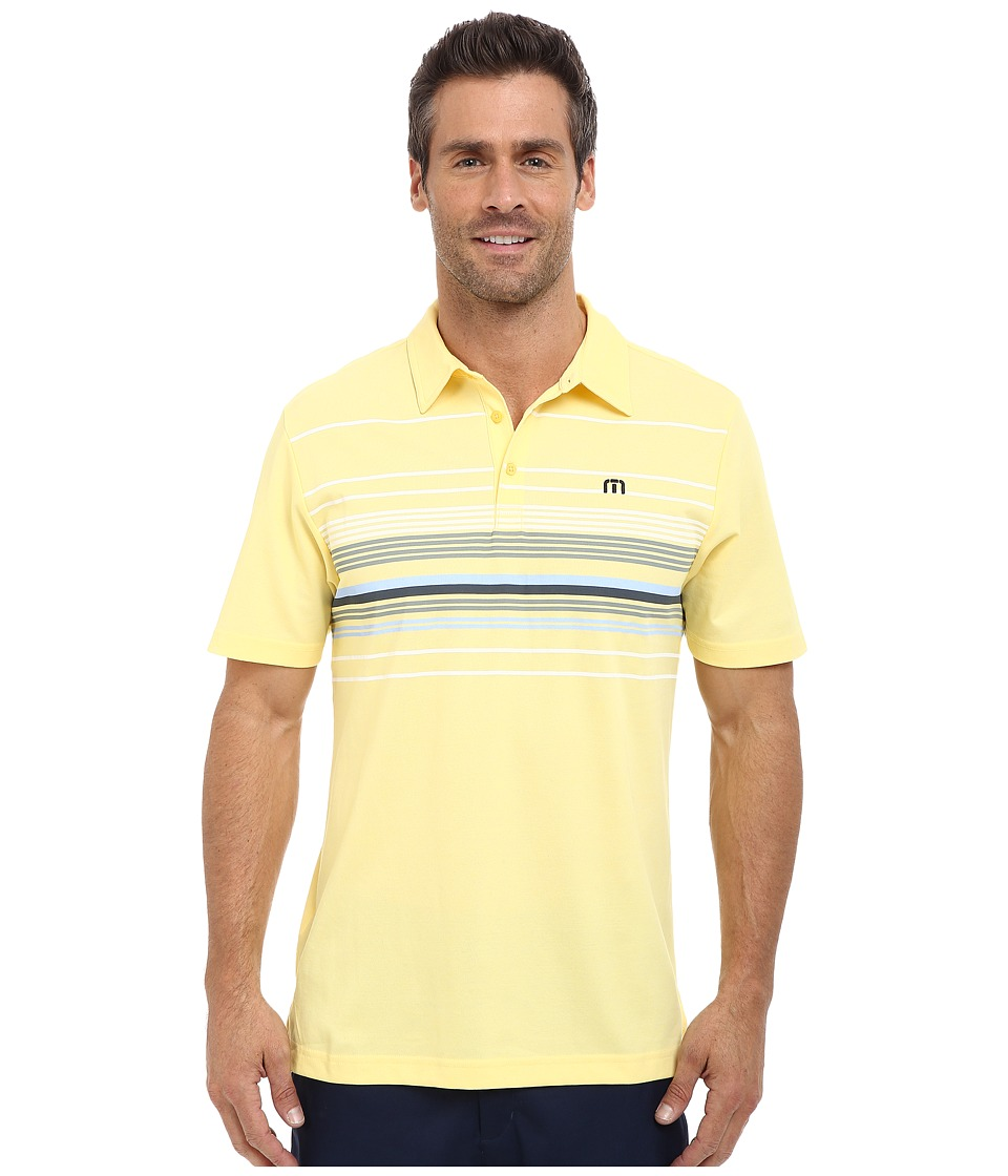 TravisMathew Burnout Sunshine Mens Clothing