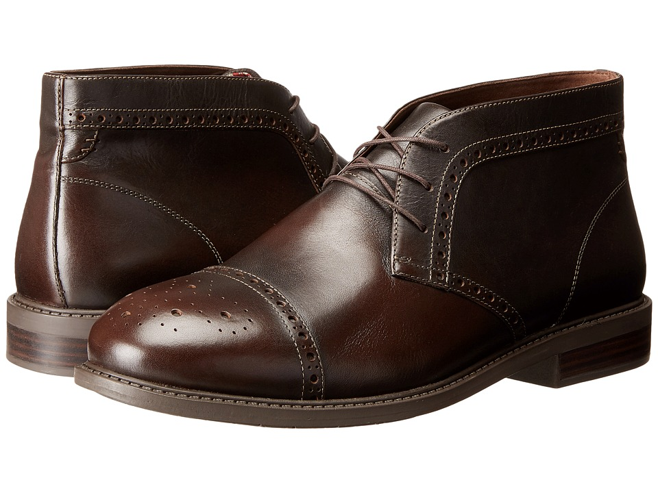 Dunham - Gavin Chukka (Chocolate) Men