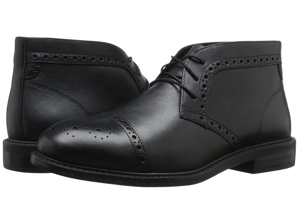 Dunham - Gavin Chukka (Black) Men