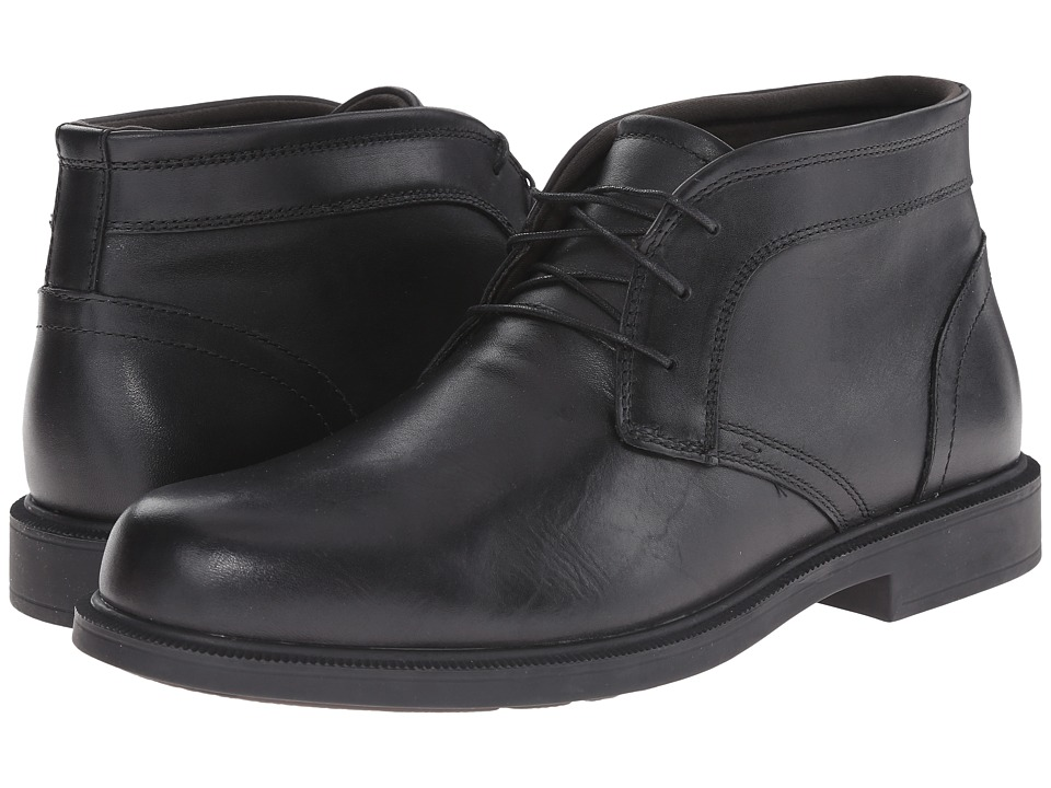 Dunham - Johnson Chukka (Black) Men