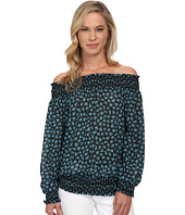 MICHAEL Michael Kors - Petite Sea Orchid Off Shoulder Top