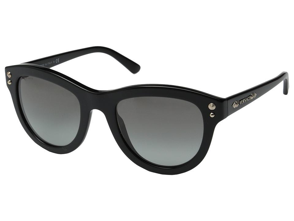 Versace VE4291 Black/Grey Gradient Fashion Sunglasses