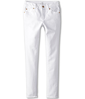 7 For All Mankind Kids - Skinny Jeans in Clean White (Big Kids)