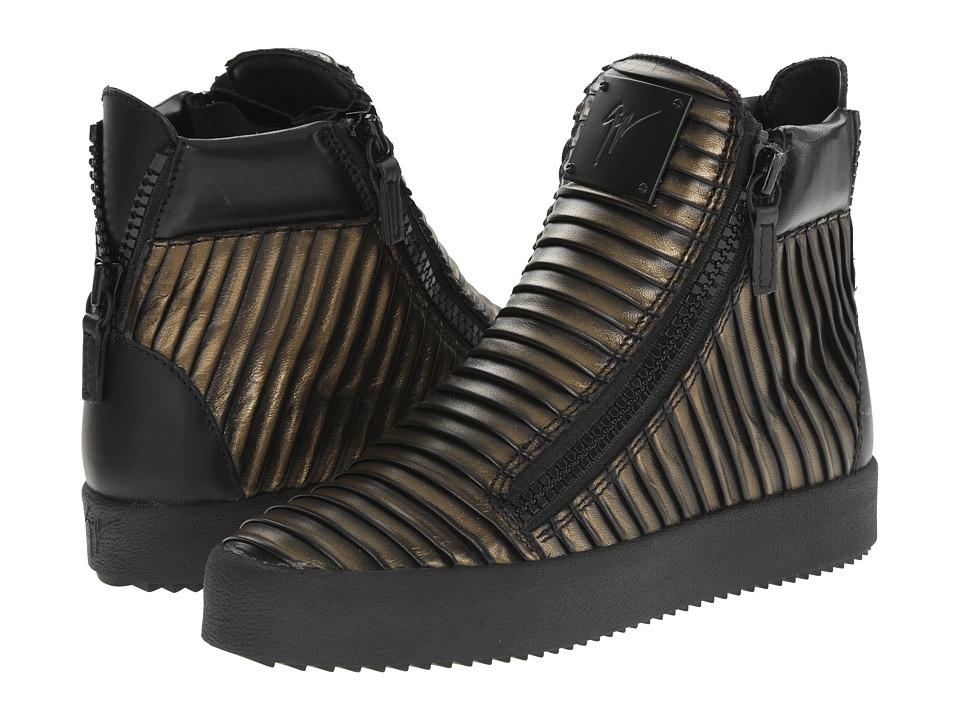 Giuseppe Zanotti RW5054 Azuki Ottone Womens Shoes