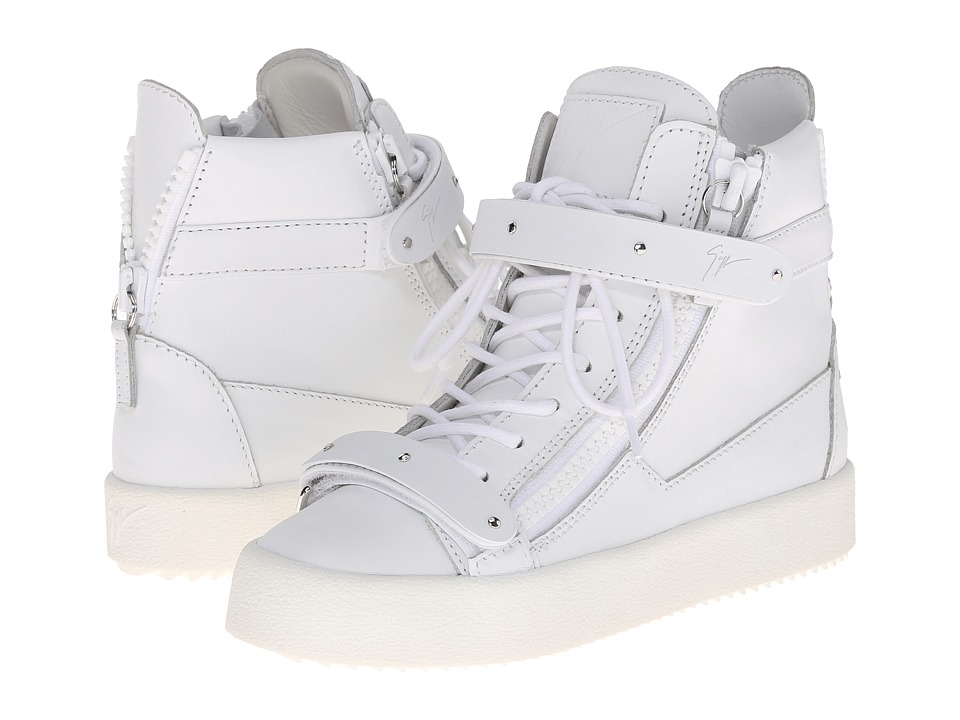 Giuseppe Zanotti RW5012 Bianco Womens Shoes