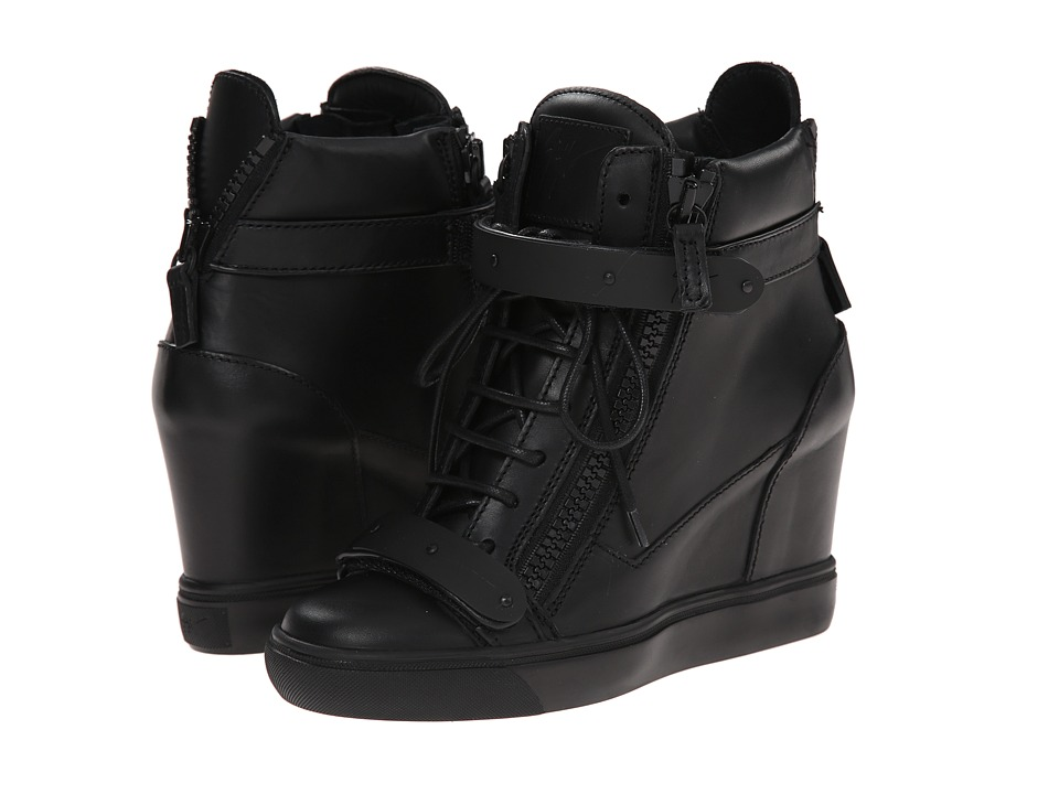 Giuseppe Zanotti RW5105 Birel Nero Come Bolla Womens Shoes
