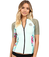 Rip Curl - Beach Party Full Zip Short Sleeve